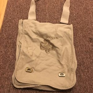 Girl Scouts Bag